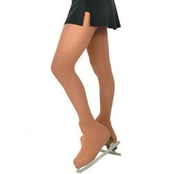 Child Microfiber Skating Over-the-boot Tights