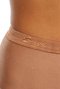 Child Ultra Shimmery Footed Tights