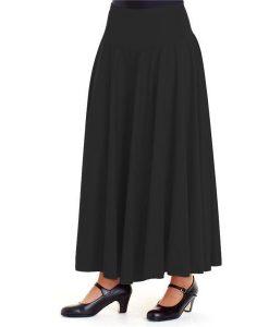 Dansetøj nederdel med hoftestykke