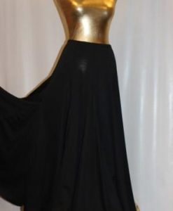 Dansetøj Nederdel med dobbelte kiler-0