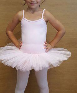 Tutu med balletdragt