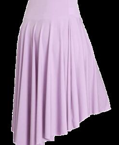 Knælang latin nederdel