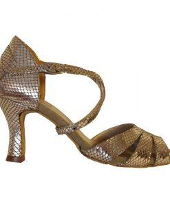 Sølv sko Brudeslør 6½ cm fra CocaDee