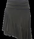 Dansetøj Nederdel Asymmetrisk