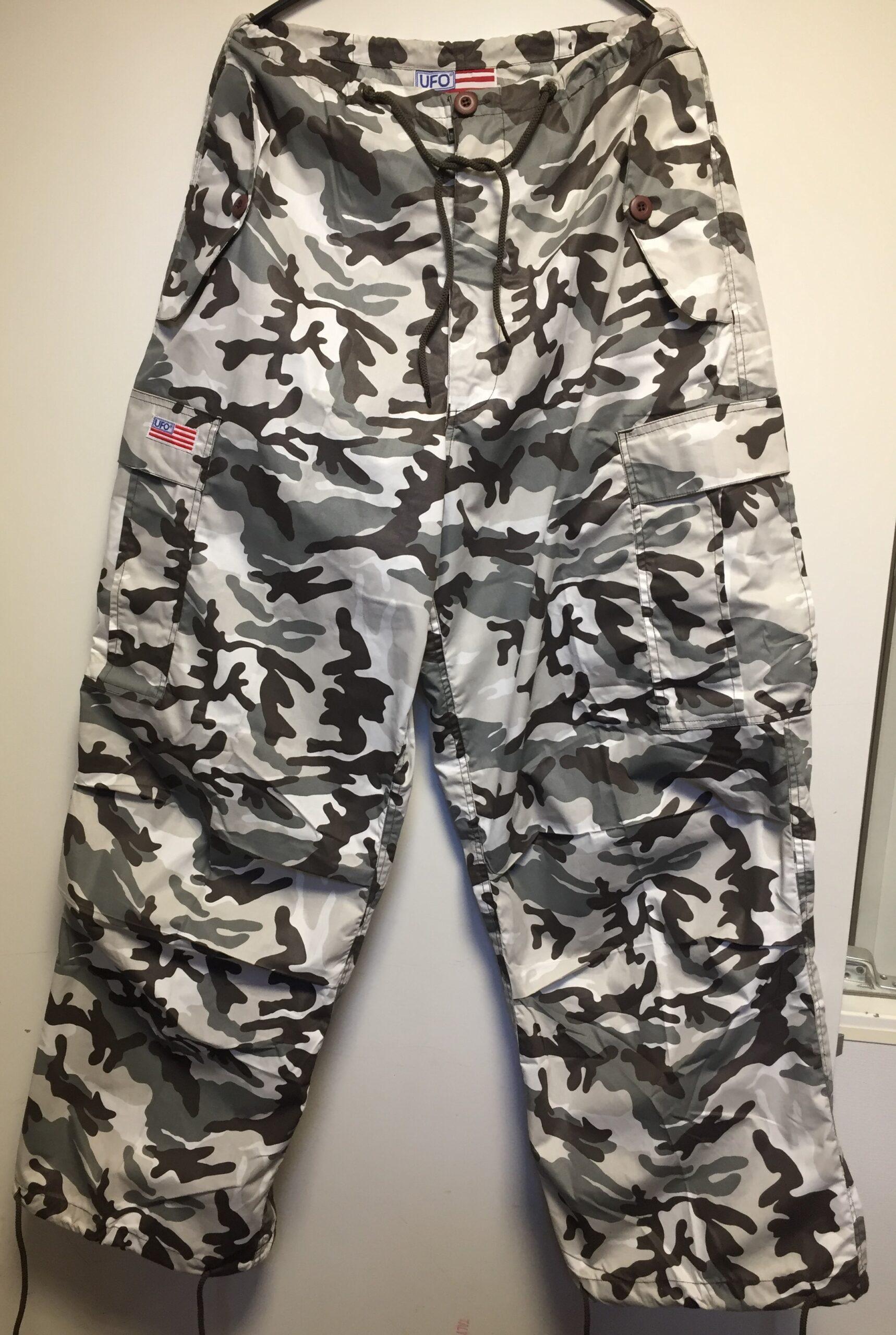 Fede bukser til hip hop