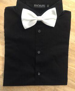 sort standardskjorte