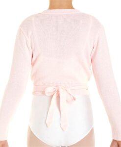 Ballet trøje til børn i lyserød
